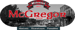 City of McGregor Iowa